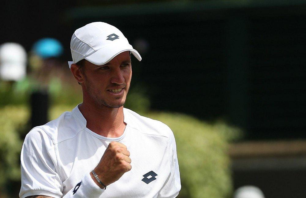 Novaks Erfolgslauf hält an, Pouille war sein erstes gesetztes Opfer
