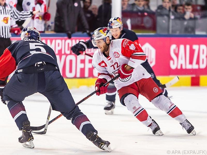 Salzburg zuhause gegen München spielstark, aber unglücklich