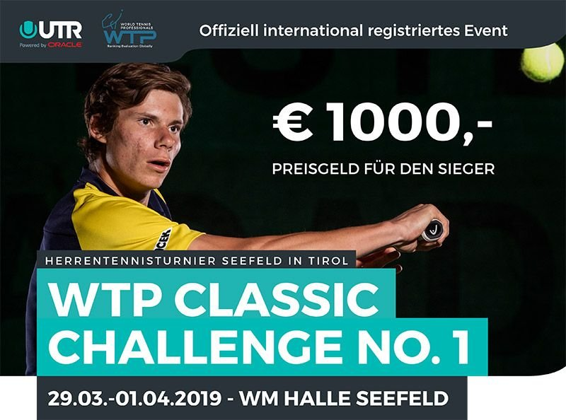 WTP Classic Challenge No. 1