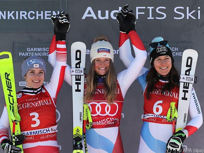 Schmidhofer belegte Platz zwei