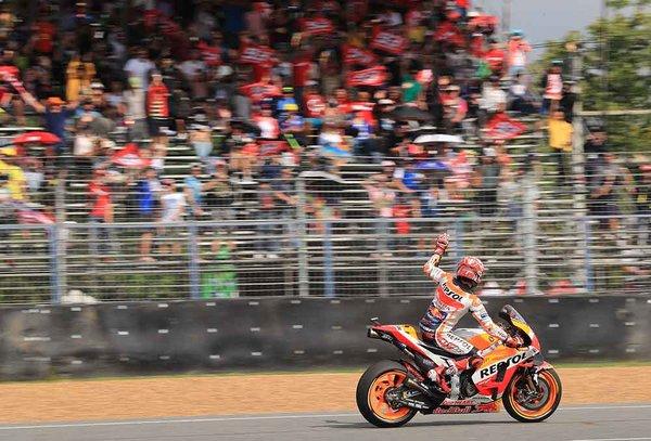 Marc Marquez in Japan um vorzeitige MotoGP-Krönung