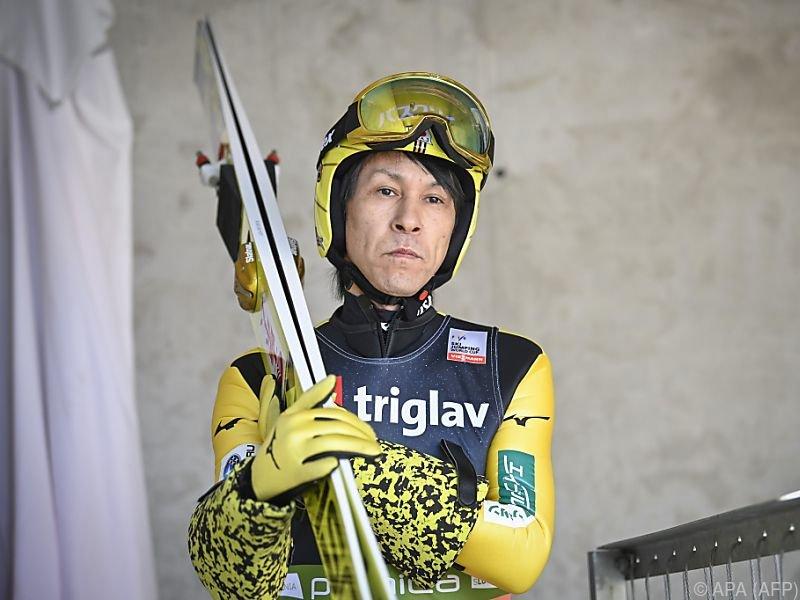 Mit 47 zieht Kasai zum 31. Mal in den Weltcup