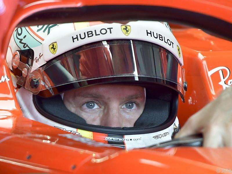 Vettel will in der Heimat endlich jubeln
