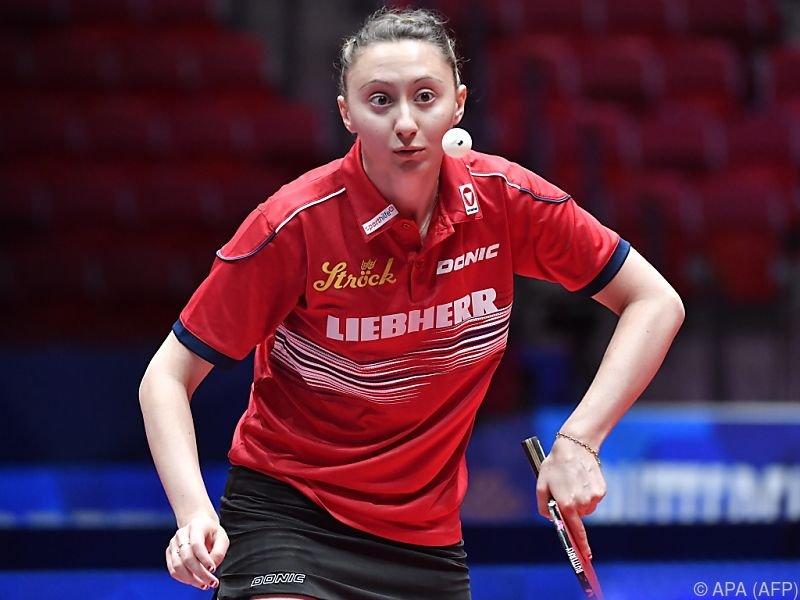 Polcanova steht im Damendoppel mit Noskowa im Finale