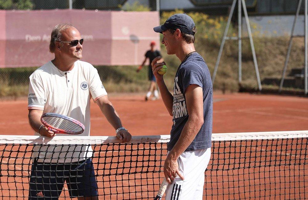 ITF Future Turnier in Innsbruck