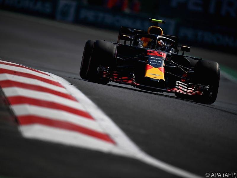 Red Bull spielt eine entscheidende Nebenrolle