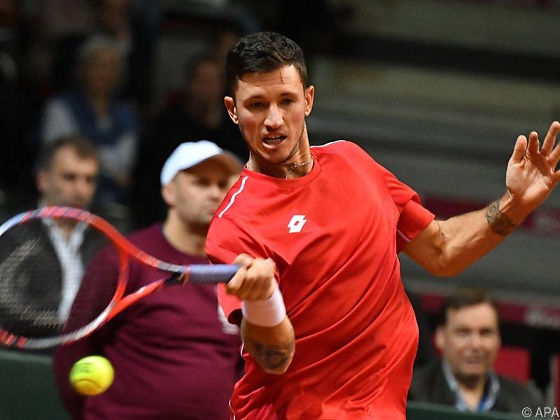 Novak hat den Sprung ins Hauptfeld erneut geschafft