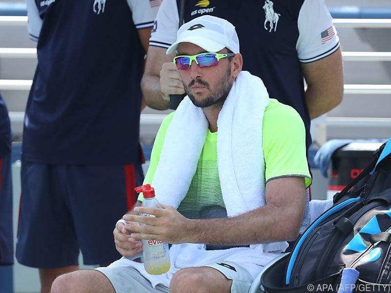 Heiße Temperaturen bei den US Open erfordern Pausen