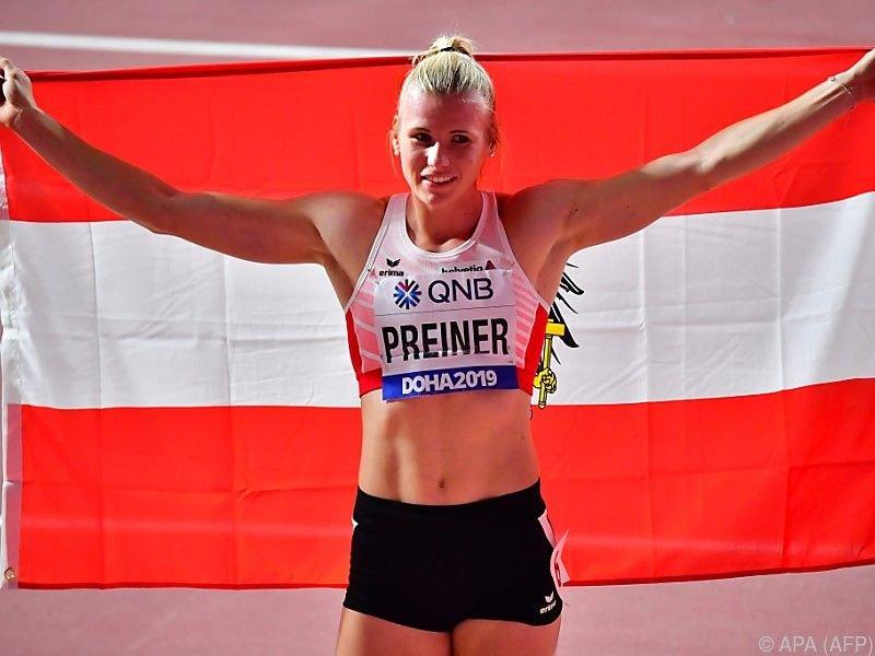 Siebenkampf-WM-Dritte Verena Preiner