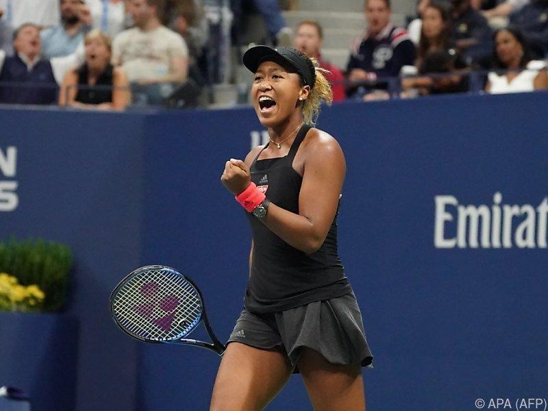 20-Jährige ist erste japanische Grand-Slam-Siegerin überhaupt