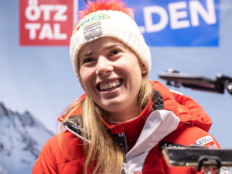 Podestplätze sind für Katharina Liensberger möglich