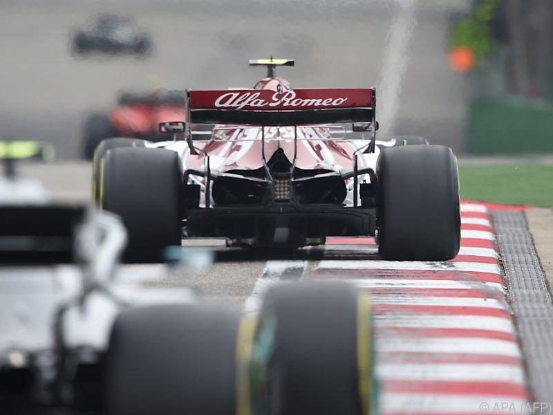 Formel 1 kämpft um jeden Grand Prix