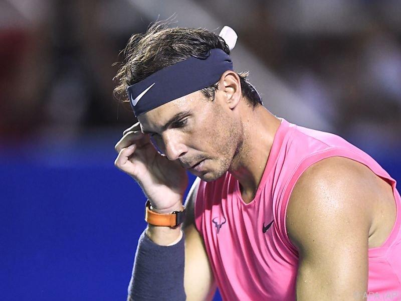 """Auch für Nadal lautet das Gebot der Stunde """"zuhause bleiben"""""""