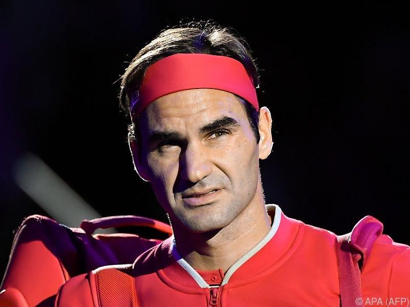 Federer will gegen Thiem die Weichen für den Turniersieg stellen