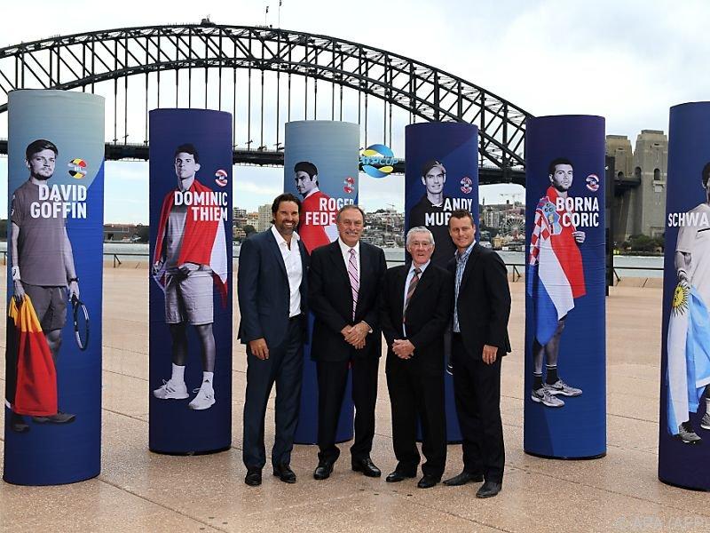 Der neu geschaffene Länderkampf wurde in Sydney ausgelost