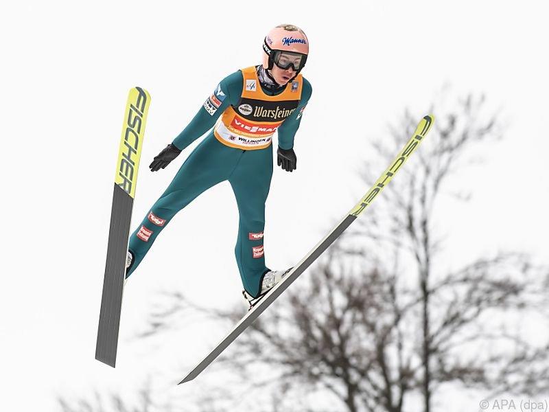 Stefan Kraft gehört zu den Top-Skifliegern