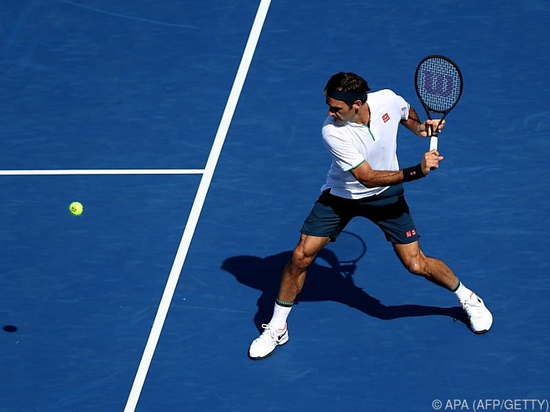 Federer blickt nach der Niederlage gegen Rublev nach vorn