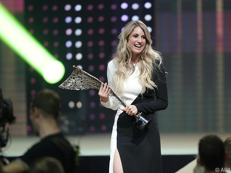 Österreichs Sportlerin des Jahres greift wieder an