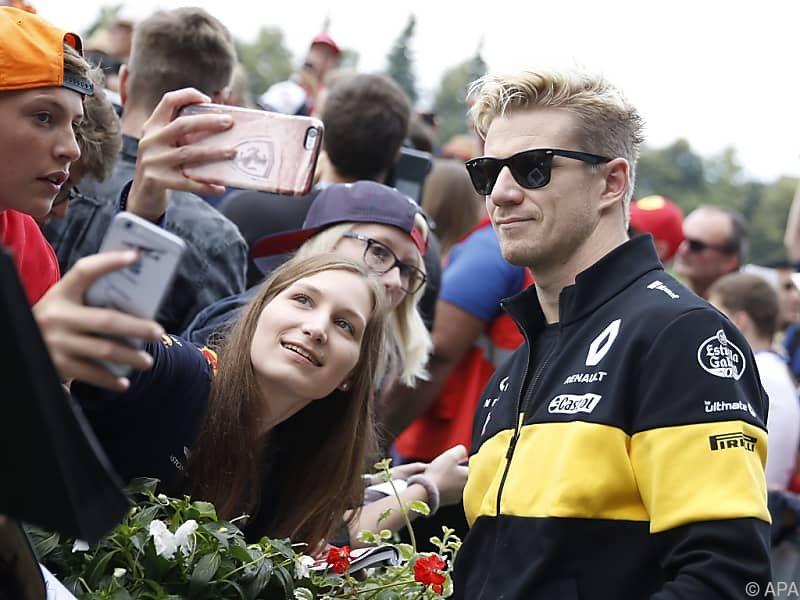 Hülkenberg hat viel Erfahrung in der Formel 1
