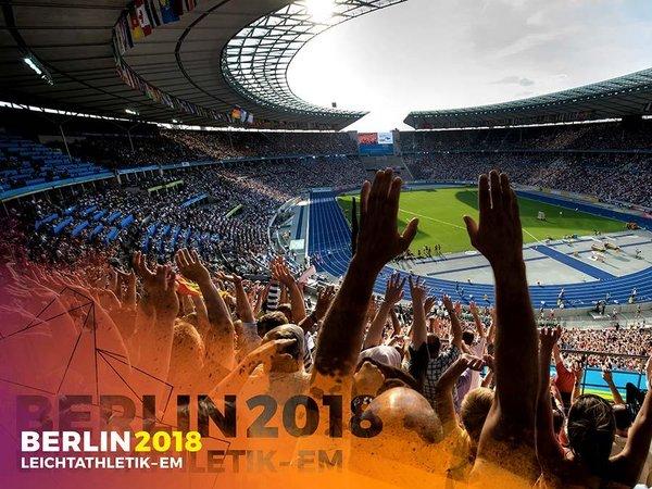 Berlin 2018 - Leichtathletik EM