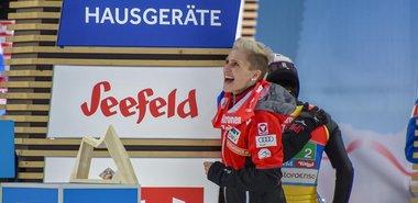 FIS Nordische Ski Weltmeisterschaft in Seefeld