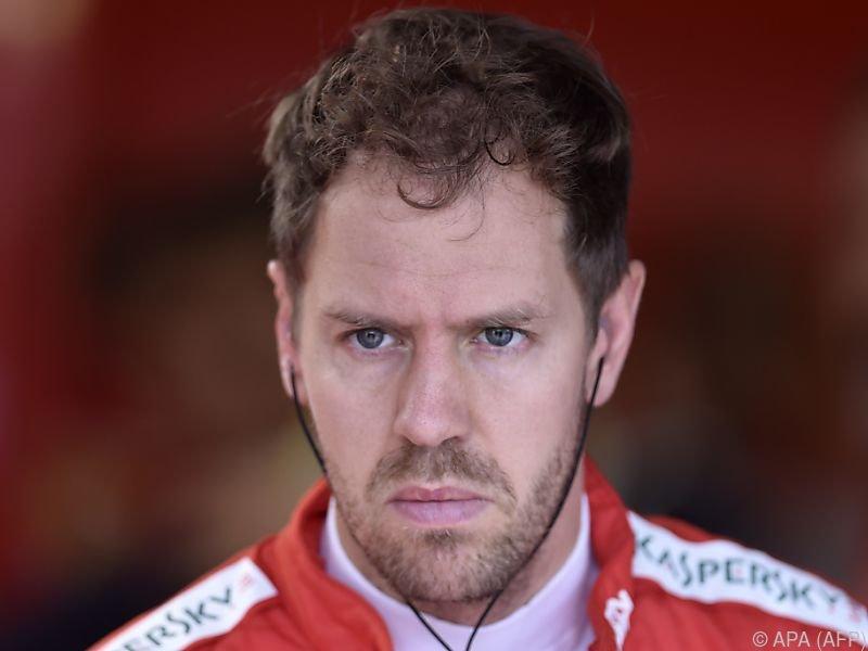 Über Sebastian Vettel wird derzeit viel geredet