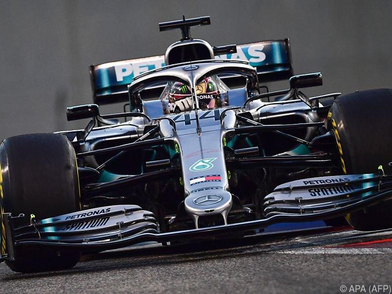 Lewis Hamilton fuhr wieder zum Sieg