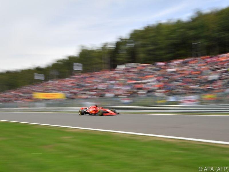 Vettel soll die Ferrari-Fans endlich wieder zuhause jubeln lassen