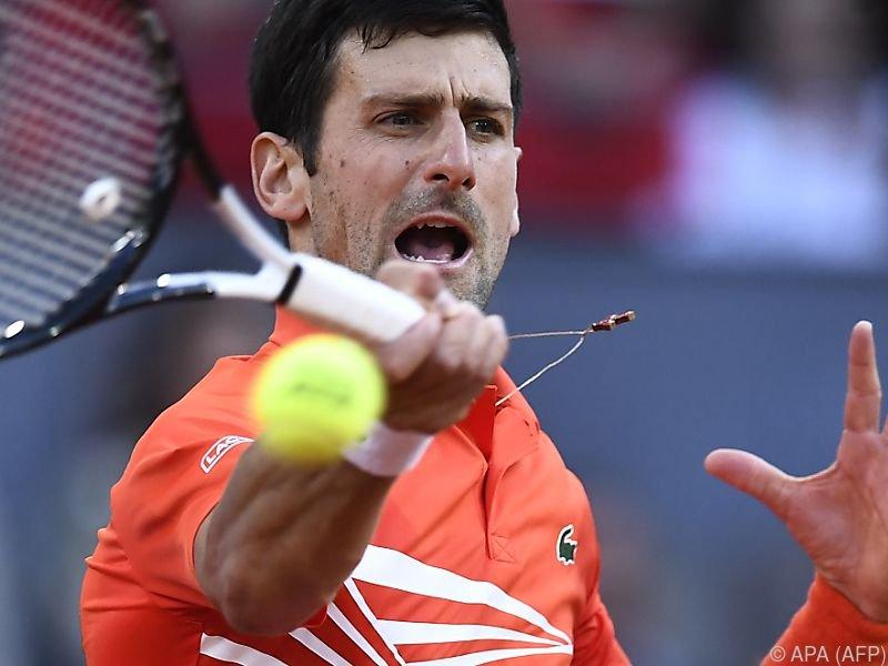 Djokovic holte sich einen weiteren großen Titel