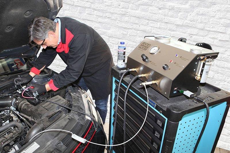LIQUI MOLY unterstützt mit seinem Sortiment Werkstätten in ihrem Alltag und eröffnet ihnen neue Umsatzmöglichkeiten.