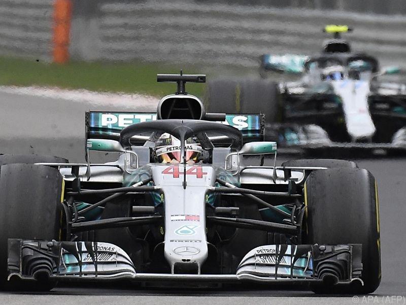 Mercedes peilt in Brasilien nächsten WM-Titel an
