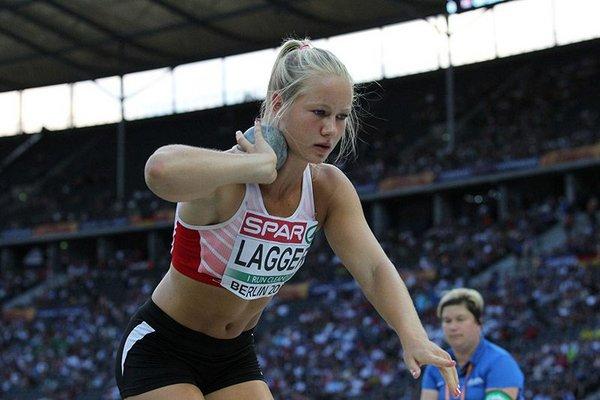 Sarah Lagger zum vierten Mal in Folge Nachwuchs Athletin des Jahres