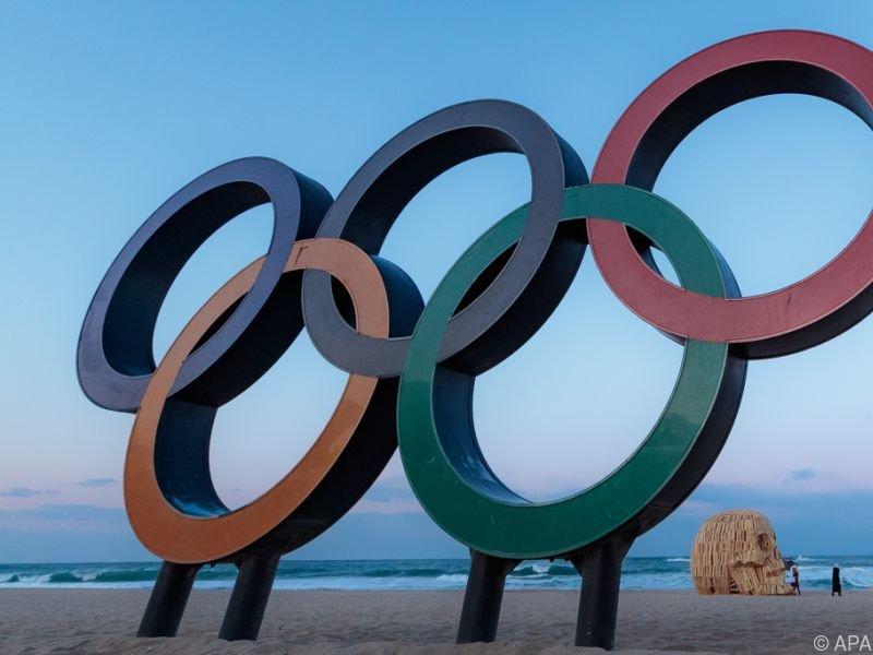 Angeblich fließen 400 Millionen Dollar an das olympische Komitee