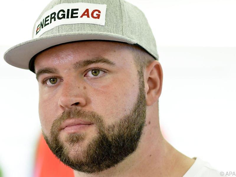 Weißhaidinger möchte vor der Leichtathletik-EM Energie sparen