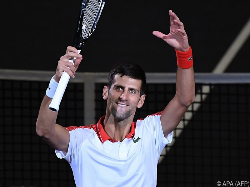 Djokovic gewann in Shanghai