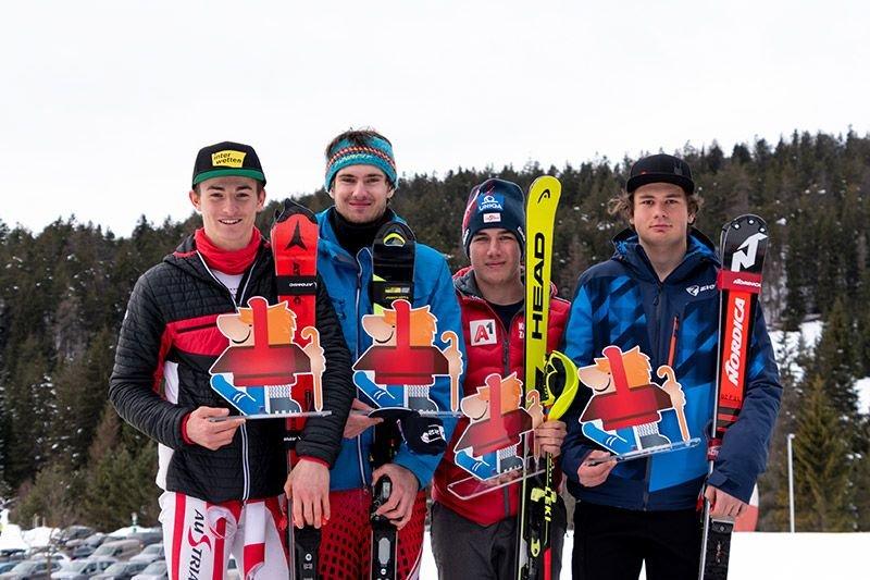 Doppelsieg für Mario Gramshammer beim NJR-Slalom in Seefeld