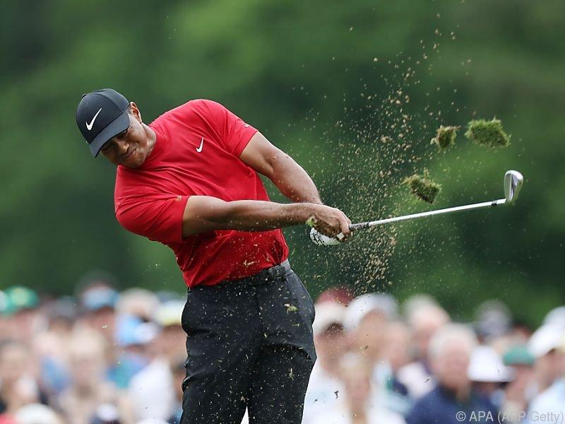 Woods vor US Open im Blickpunkt