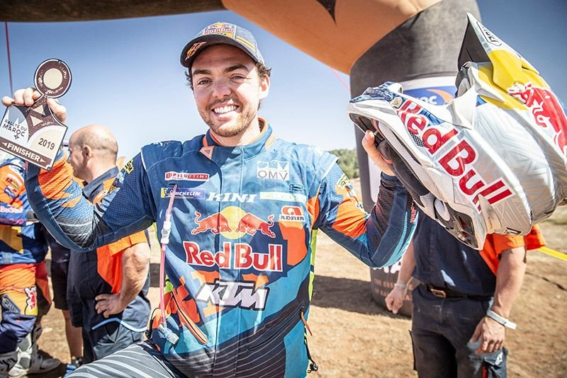 Rallye-Ass Matthias Walkner