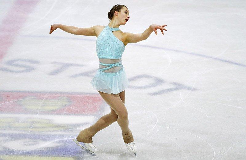 Lara Roth ist die Staatsmeisterin 2019
