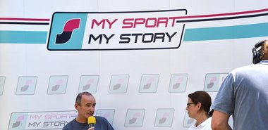 Andreas Puelacher im Interview bei MySportMyStory