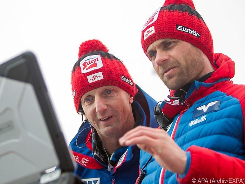 Andreas Widhölzl ist zurück an Österreichs vorderster Skisprung-Front