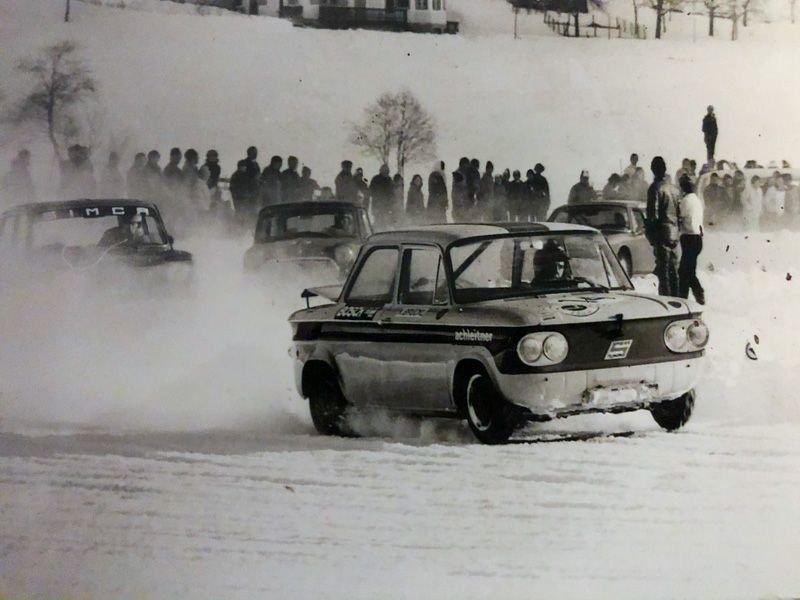 Historische Eisrennen