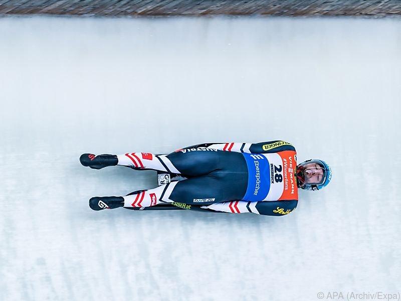 Gleirscher hinter zwei Russen auf dem dritten Platz