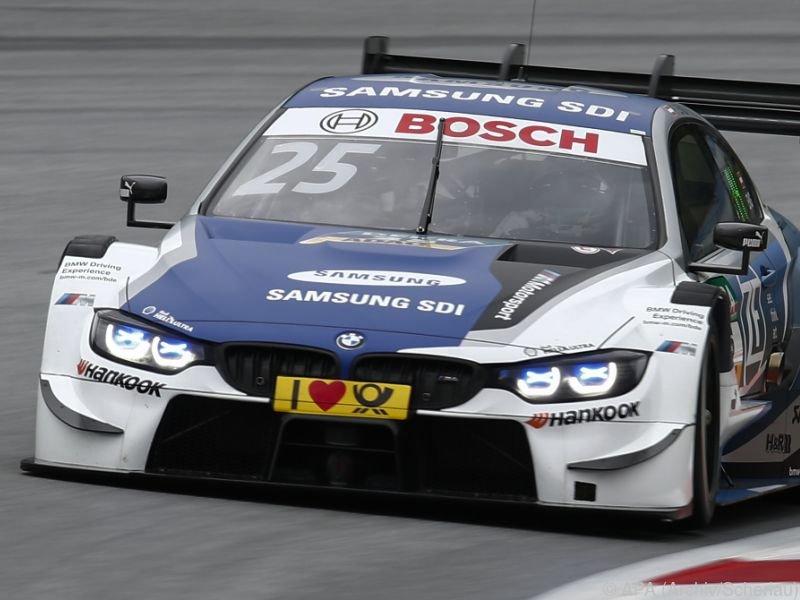 Philipp Eng weiter für BMW am Start