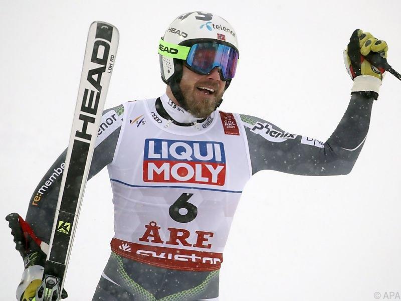 Kjetil Jansrud erstmals Abfahrtsweltmeister