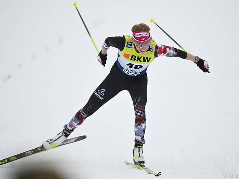 Stadlober im zweiten Tour-de-Ski-Rennen 15.