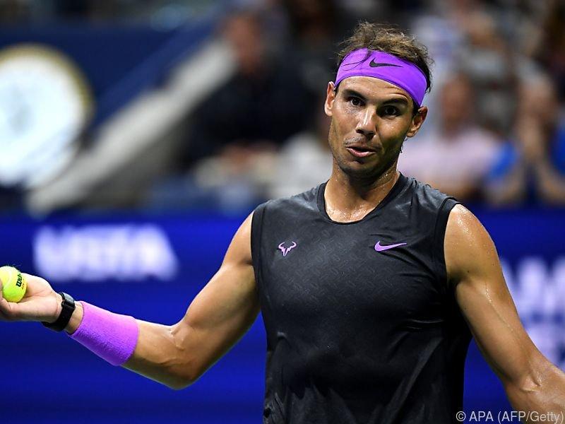 Nadal profitierte von der kurzfristigen Absage Kokkinakis