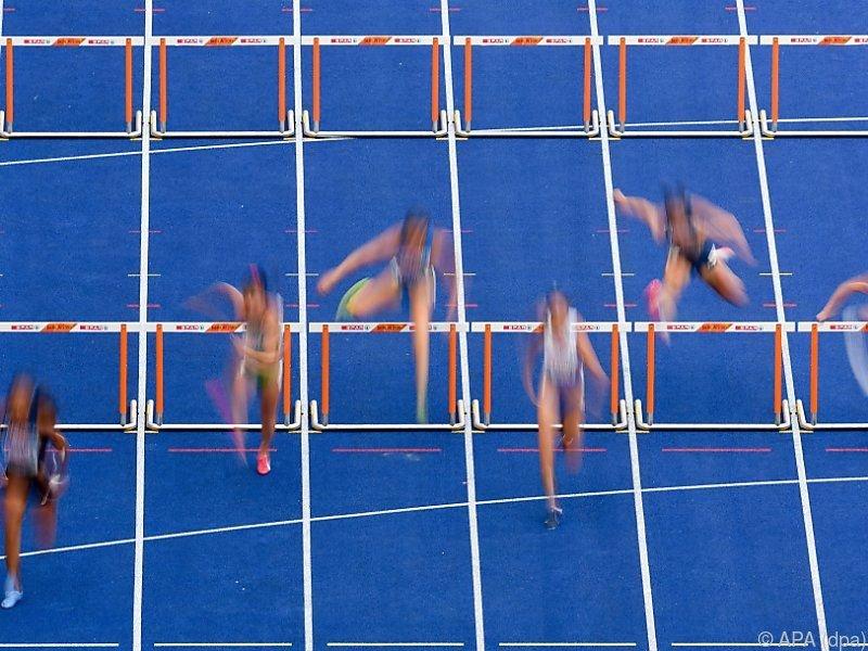 Zwei Österreicherinnen stehen im Hürdensprint-Semifinale