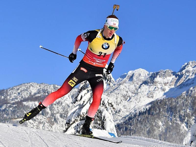 Traumhaftes Wetter beim Biathlon Weltcup in Hochfilzen