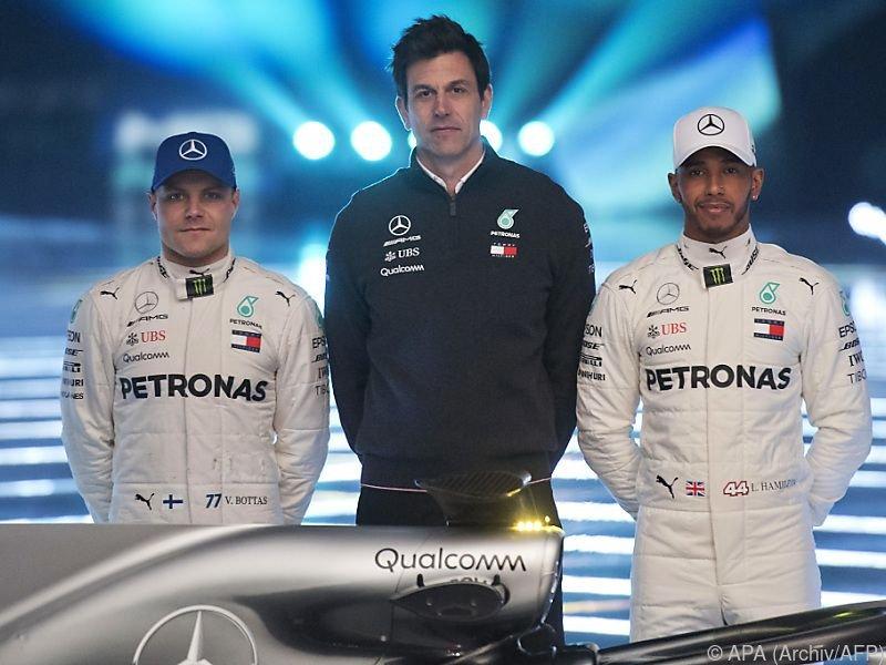 Erfolgreiche Titelsammler bei Mercedes